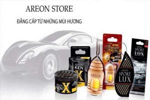 Vì sao bạn nên dùng nước hoa ô tô Areon