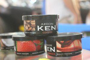 Giới thiệu dòng sản phẩm Areon Ken đặc trưng của mùi hương tự nhiên