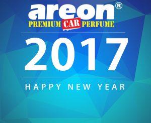 Chúc mừng năm mới 2017 cùng Areon