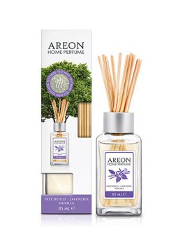 Nước hoa gia đình, văn phòng, khách sạn Areon Home Patchouli Lavender Vanilla