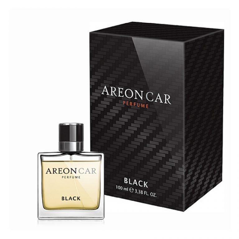 Areon Car Black Perfume 100ml