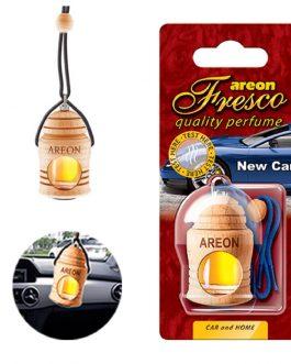 Tinh dầu treo xe ô tô hương Areon Fresco New Car