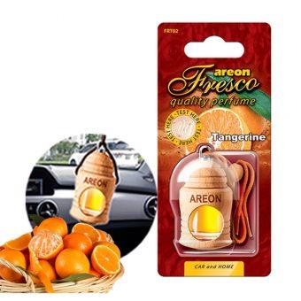 Tinh dầu treo xe ô tô hương quýt - Areon Fresco Tangerine