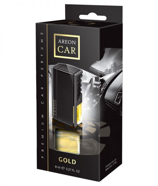 Areon Gold Car Lux