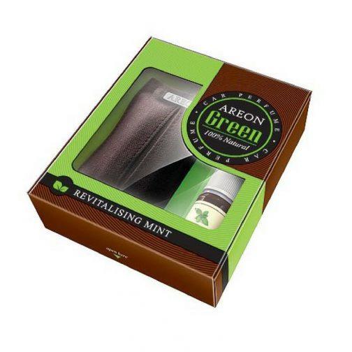tinh-dau-treo-xe-Areon Green Line Revitalising Mint