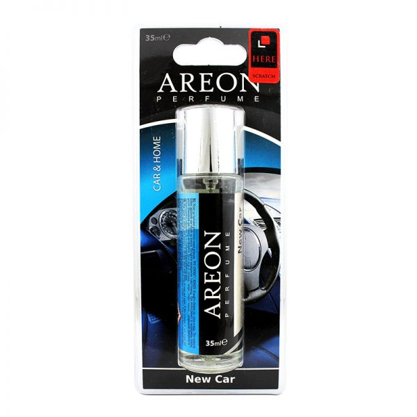 Areon Perfume Blister New Car 35 ml