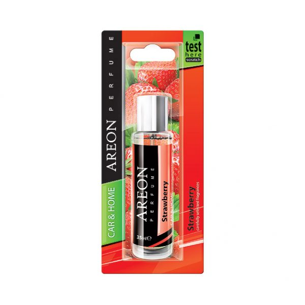 Areon Perfume Blister Strawberry 35 ml