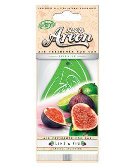 Lá thơm Areon Mon Delicious Lim & Fig