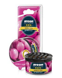 Sáp thơm ô tô hương kẹo gum – Areon Ken Bubble Gum