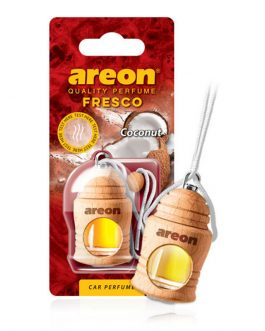 Tinh dầu treo xe ô tô hương dừa – Areon Fresco Coconut