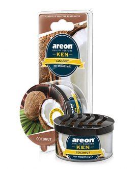 Sáp thơm ô tô hương dừa – Areon Ken Coconut