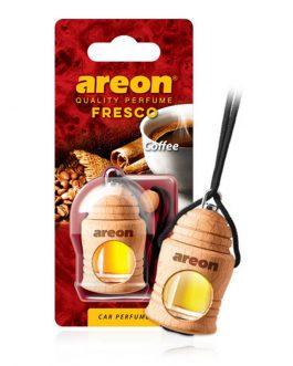 Tinh dầu treo xe ô tô hương cà phê – Areon Fresco Coffee