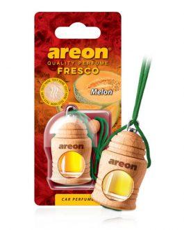 Tinh dầu treo xe ô tô hương dưa lưới – Areon Fresco Melon