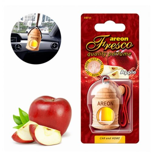 tinh-dau-treo-xe-areon-fresco-apple