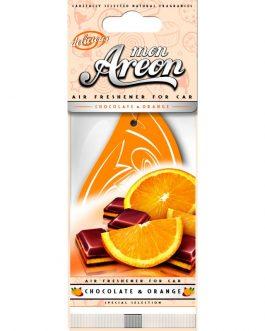 Lá thơm Areon Mon Delicious Chocolate & Orange