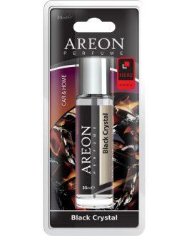 Nước hoa ô tô Areon Perfume Blister Black Crystal 35 ml
