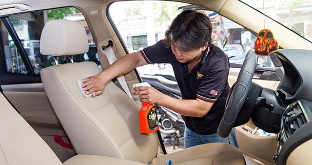 Cách khử mùi ô tô hiệu quả ảnh 2