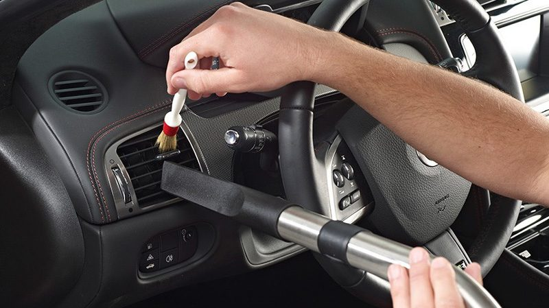 khử mùi trong xe ô tô mới hiệu quả ảnh 1