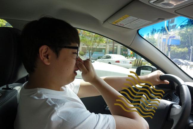 Khử mùi ô tô ảnh 1
