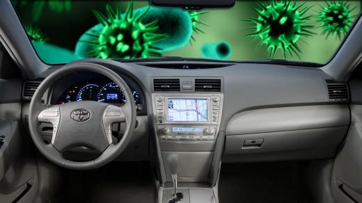 Khử mùi ô tô hiệu quả ảnh 4