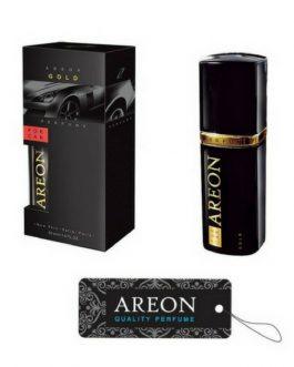 Nước hoa ô tô cao cấp Areon Gold Perfume 50ml