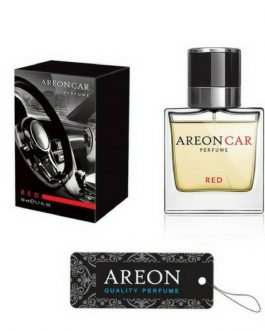 Nước hoa ô tô Areon Car Red Perfume 50ml
