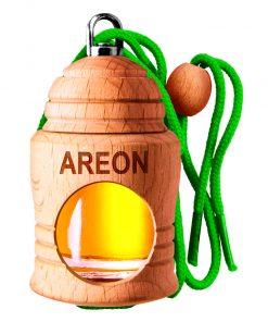 Bình gỗ Tinh dầu treo xe Areon