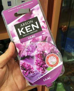 sáp thơm ô tô hương tử đinh hương areon lilac-1