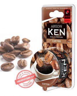 Sáp thơm ô tô hương cà phê – Areon Ken Coffee