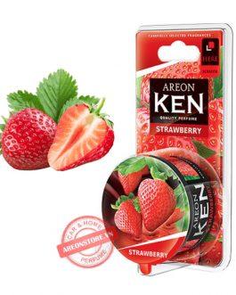 Sáp thơm để phòng hương dâu tây – Areon Strawberry Ken