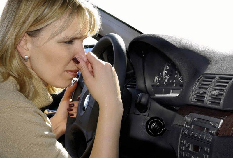 Mùi xe ô tô