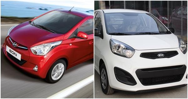 Điểm danh 7 mẫu xe hơi giá rẻ, mẫu mã đẹp tại Việt Nam