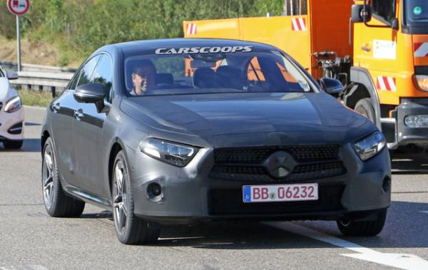 Dòng xe Mercedes-Benz CLS 2019 sẽ ra mắt trong tuần tới