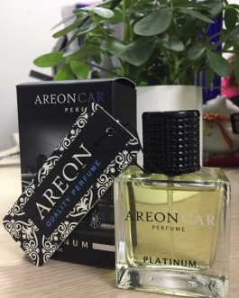 Nước hoa ô tô Areon Car Platinum Perfume 50ml