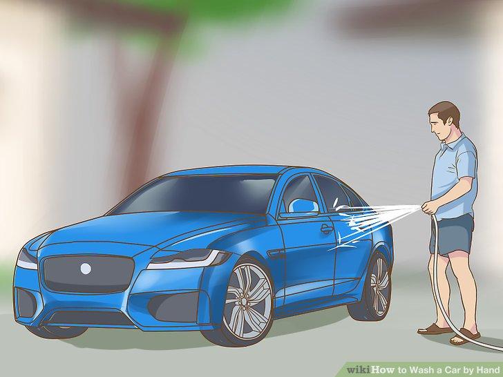 Cách rửa xe ô tô tại nhà nhanh, sạch – Kèm video hướng dẫn