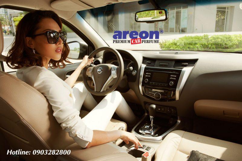 Nước hoa ô tô Areon: Đồ tốt không chỉ để tỏa hương!