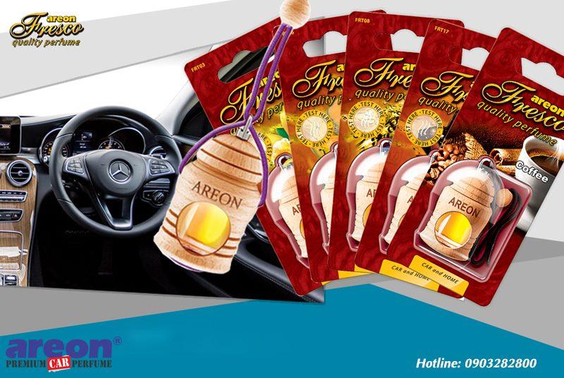 Lời khuyên khi lựa chọn nước hoa dành cho ô tô