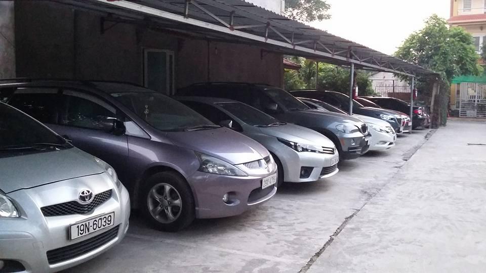 Danh sách các điểm đỗ, gửi xe ô tô tại Hà Nội