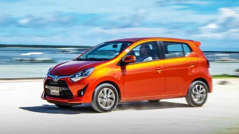 Những mẫu xe Toyota nhập khẩu sắp bán tại Việt Nam nửa cuối 2018
