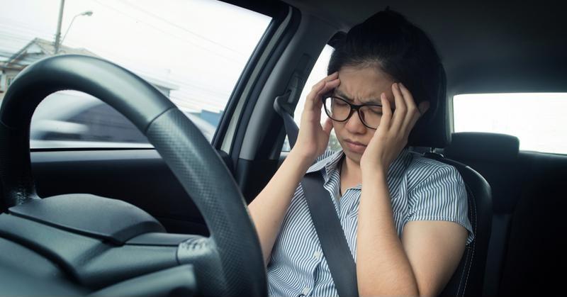 Tác hại nghiêm trọng khi sử dụng nước hoa ô tô có chứa hóa chất