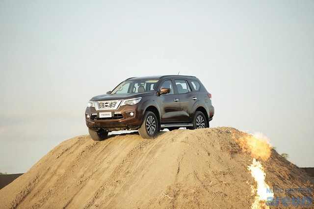 Nissan brings new Terra SUV to South East Asia