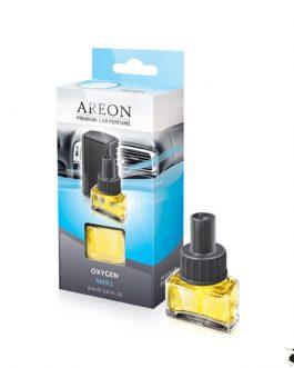 Nước Hoa Kẹp Cửa Gió Areon Oxygen Perfume (Bình thay thế)