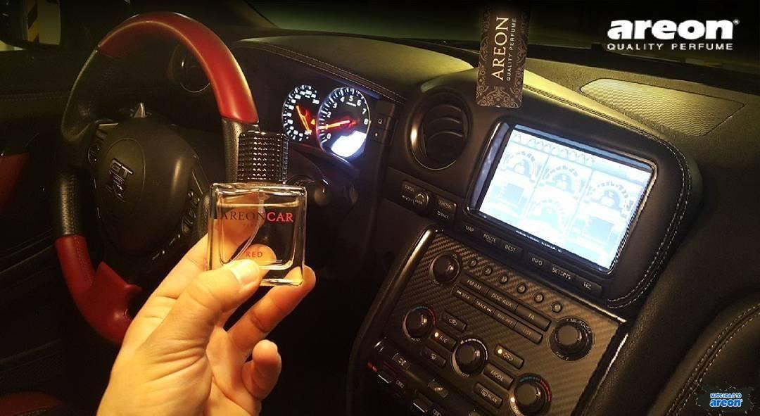 cách chọn nước hoa ô tô