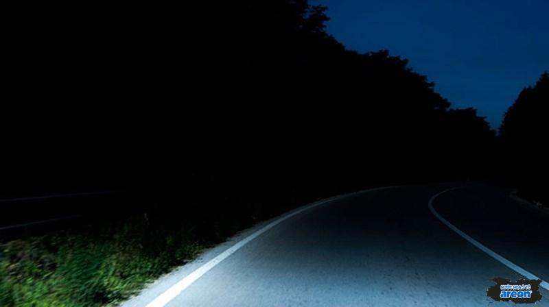 đi đêm không có đèn đường