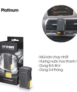 Areon Platinum Car Lux