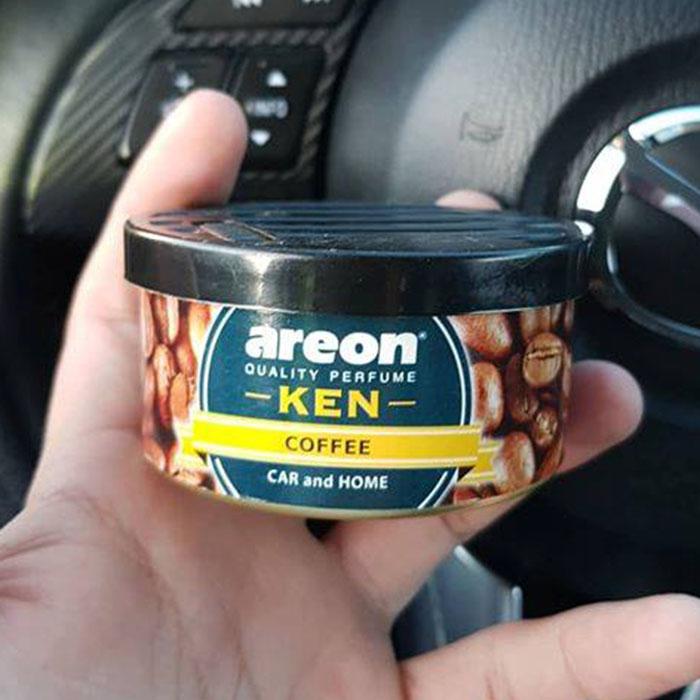 sáp thơm cafe dùng cho ô tô