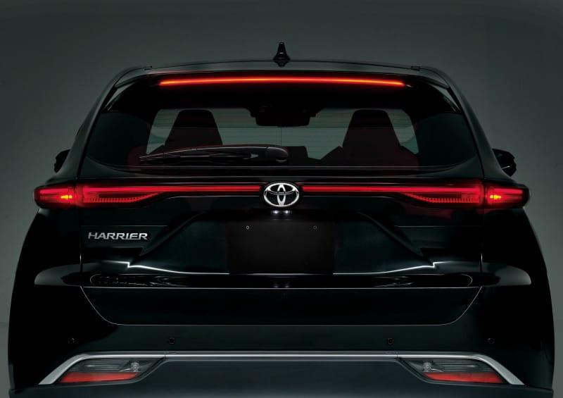 2020-Toyota-Harrier-JDM-